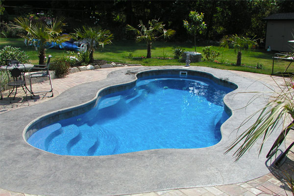 Pool Water Care Family Image