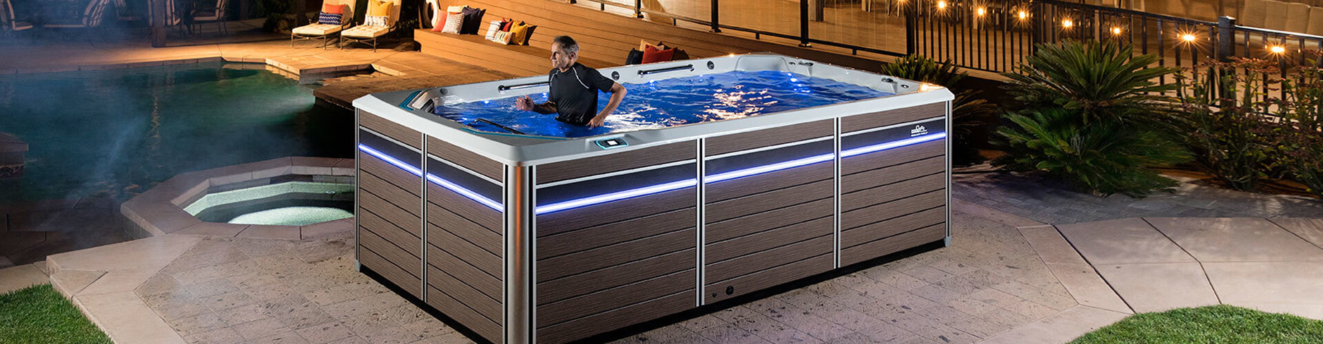 3 Reasons Why Lap Pools are So Popular with Families, Swim Spas Dealer Madison