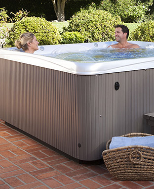 HOT SPOT® SPAS Family Image
