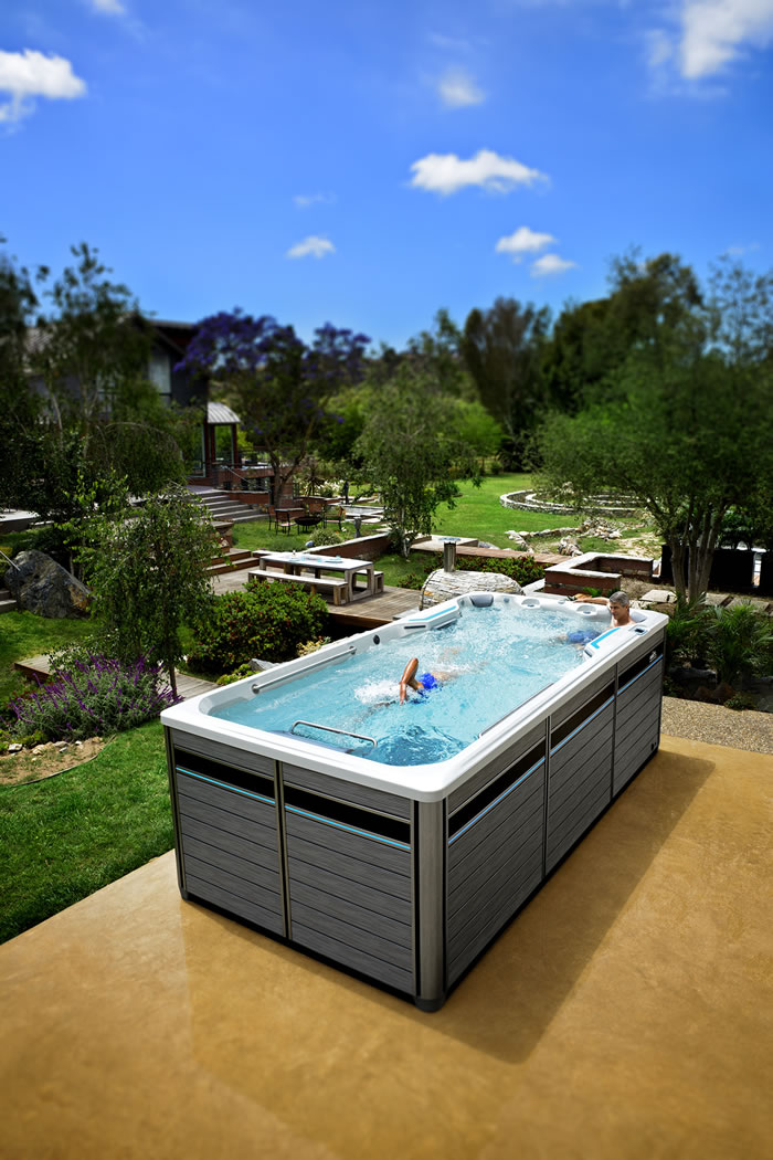Endless Pools - Endless-fitness-brochure - Backyard Leisure
