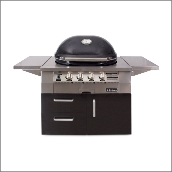Gas Grill Family Image