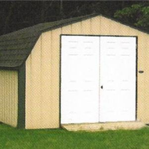 Metal Sided Portable Building Archives - Backyard Leisure
