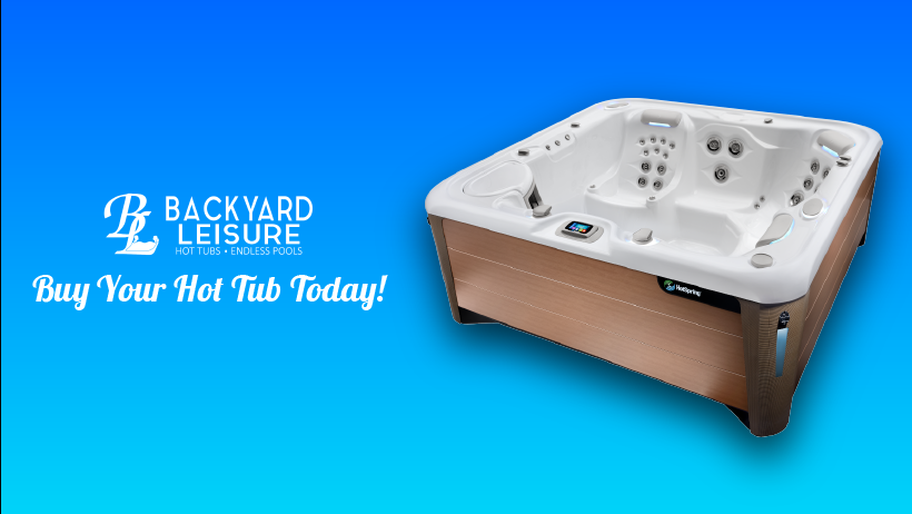 Buy Your Hot Tub Today!