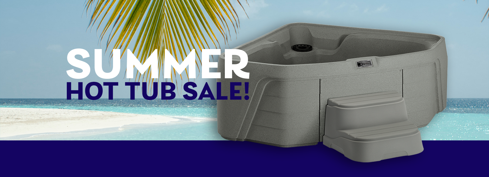Summer Hot Tub Sale!