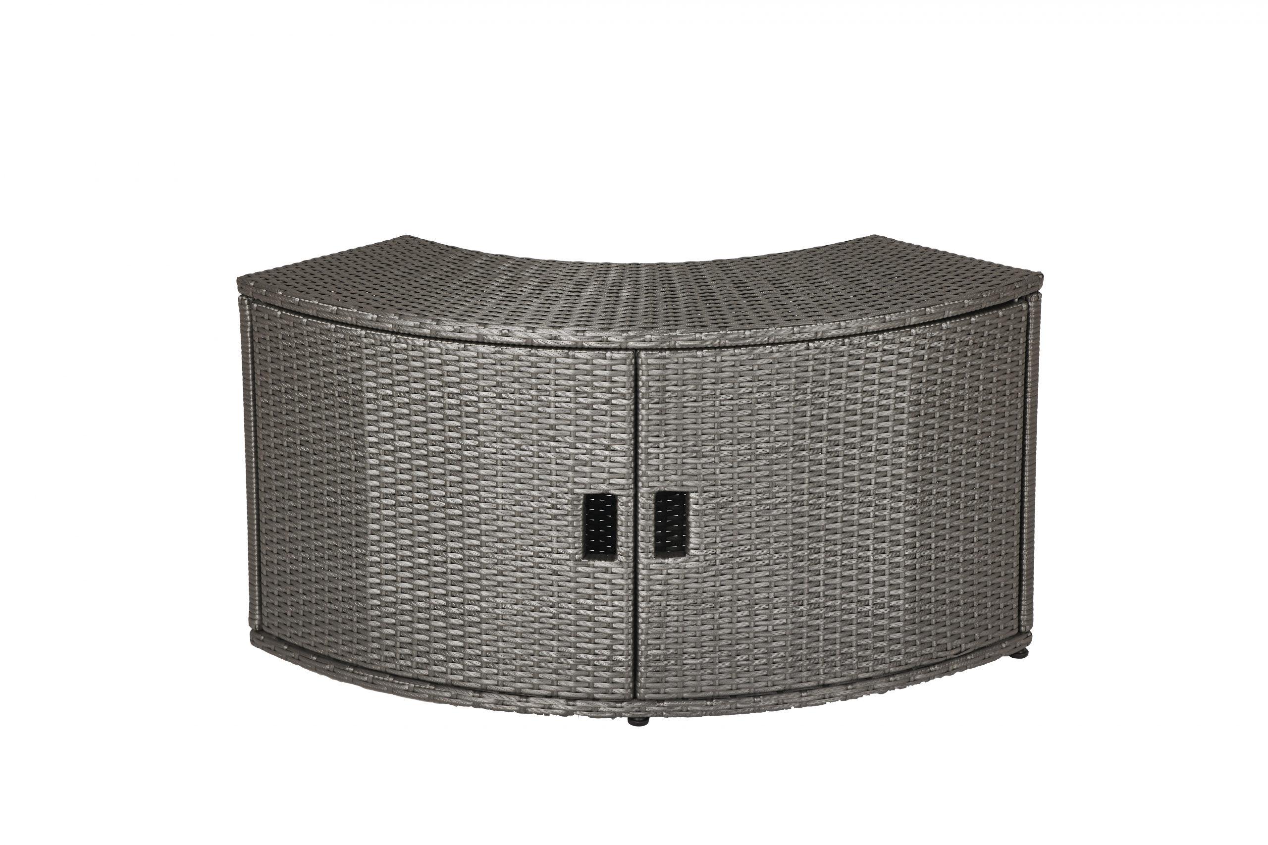 Wicker Cabinet - Large