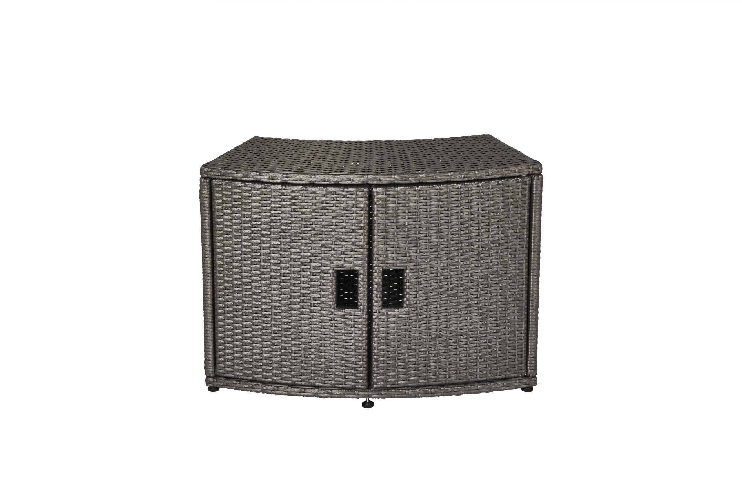 Wicker Cabinet - Small