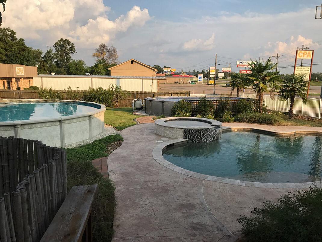 Livingston, TX Hot Tub Dealer - Backyard Oasis