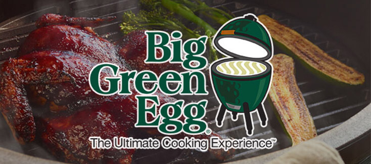 Big Green Egg Family Image