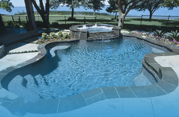 Backyard Oasis, Livingston TX pool, spa and construction company