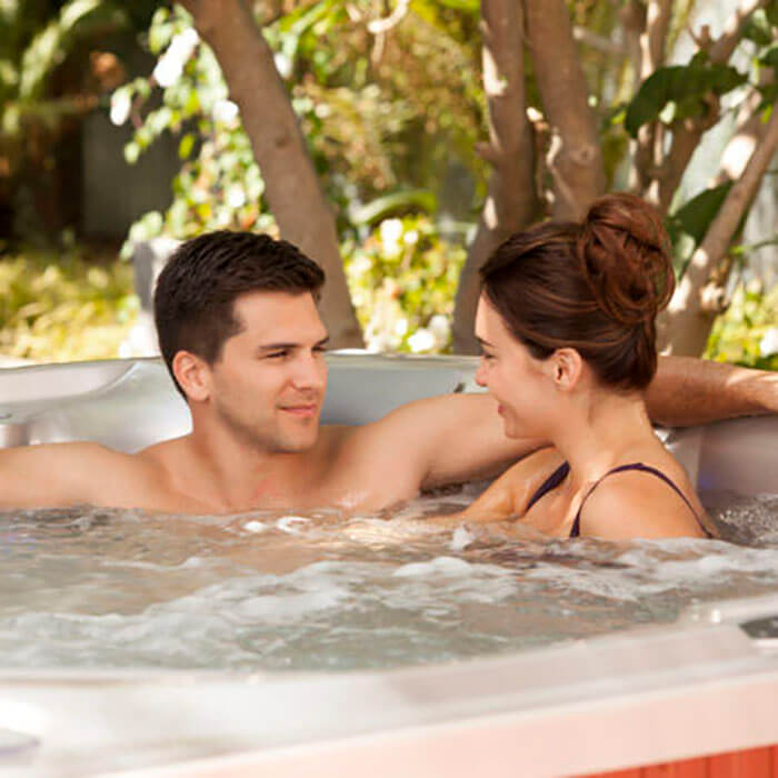 Hot Tub Benefits - Backyard Oasis