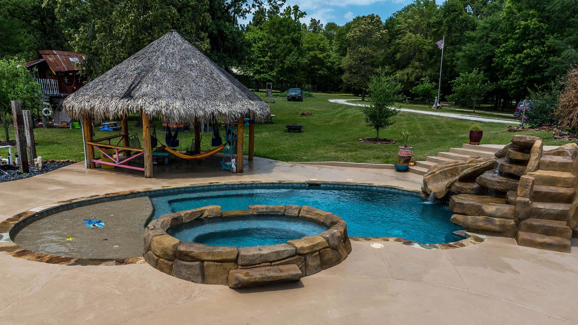 Inground Pool Gallery Backyard Oasis