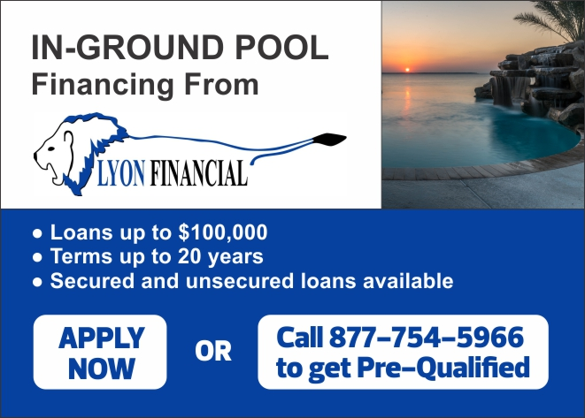 Inground Pool Financing