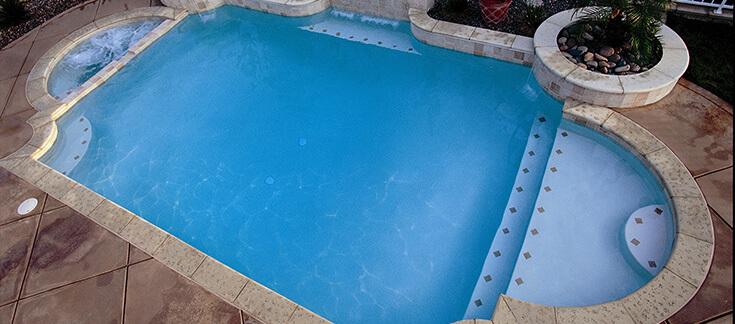 Inground Pools Family Image