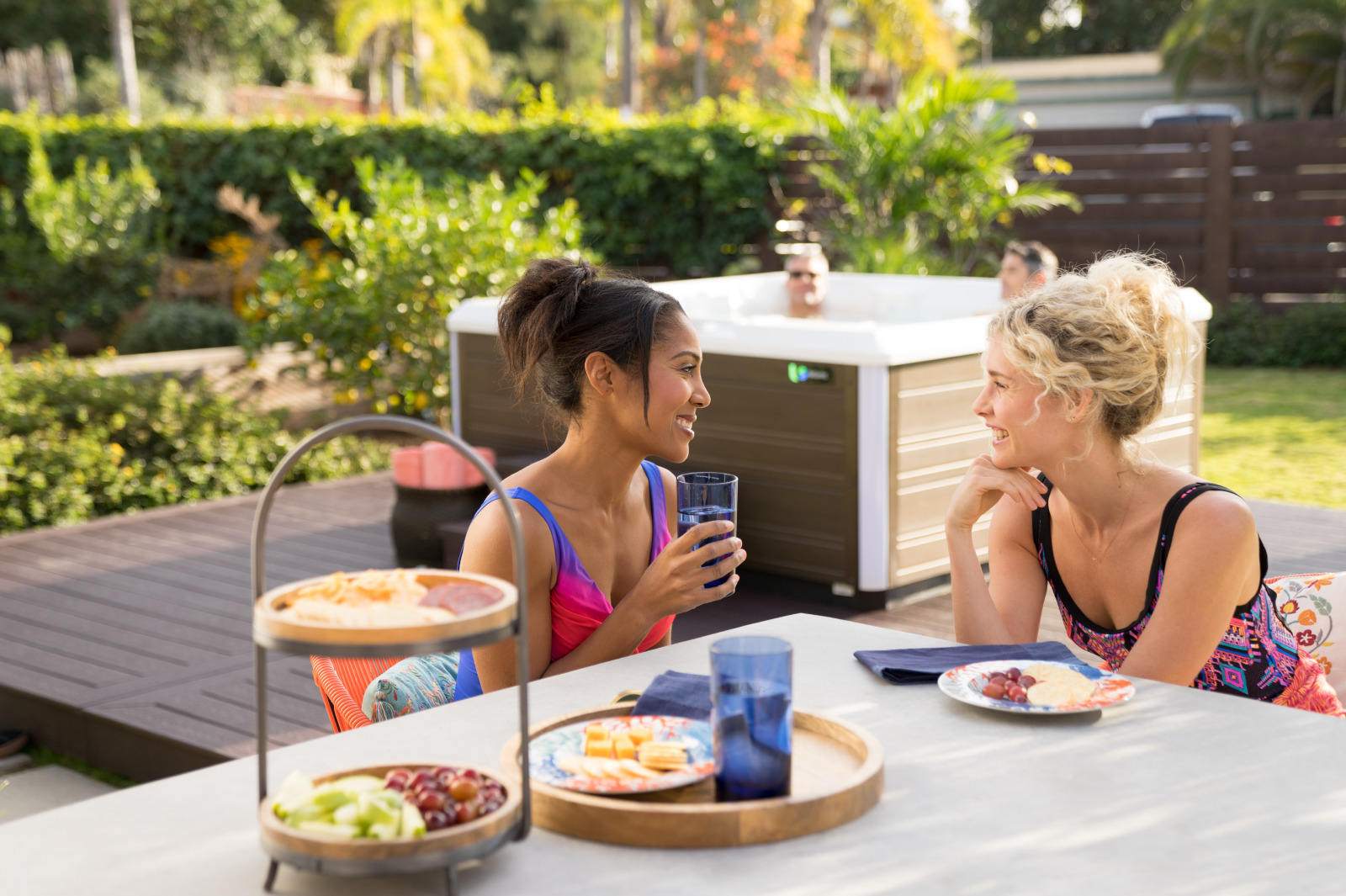 Hot Tub Safety Basics for Adults and Kids