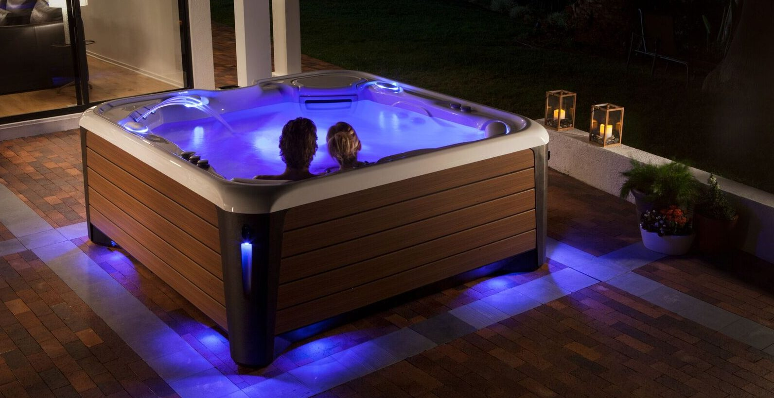 How Deep Is a Hot Tub?