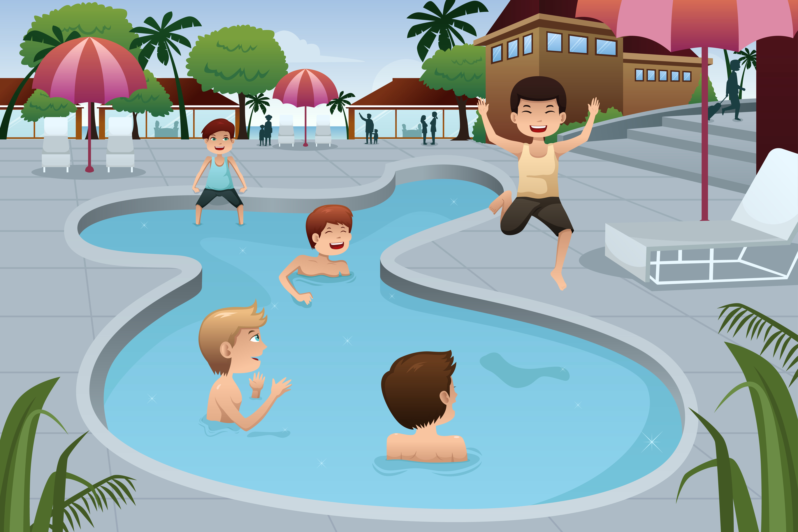 Are You a Square? Choosing the Perfect Shape for Your Swimming Pool