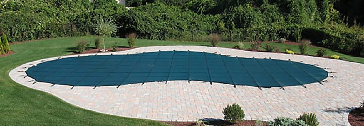 Caring for Your Pool Cover This Winter