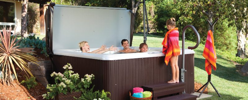 How Young is Too Young for a Hot Tub?