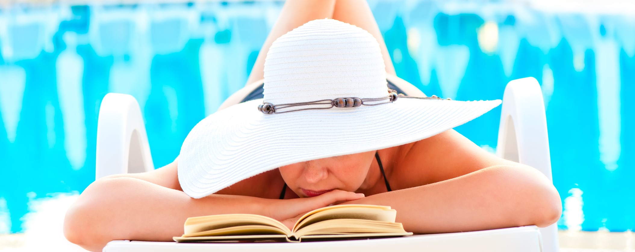 The 5 Best Books To Read By Your Pool This Summer