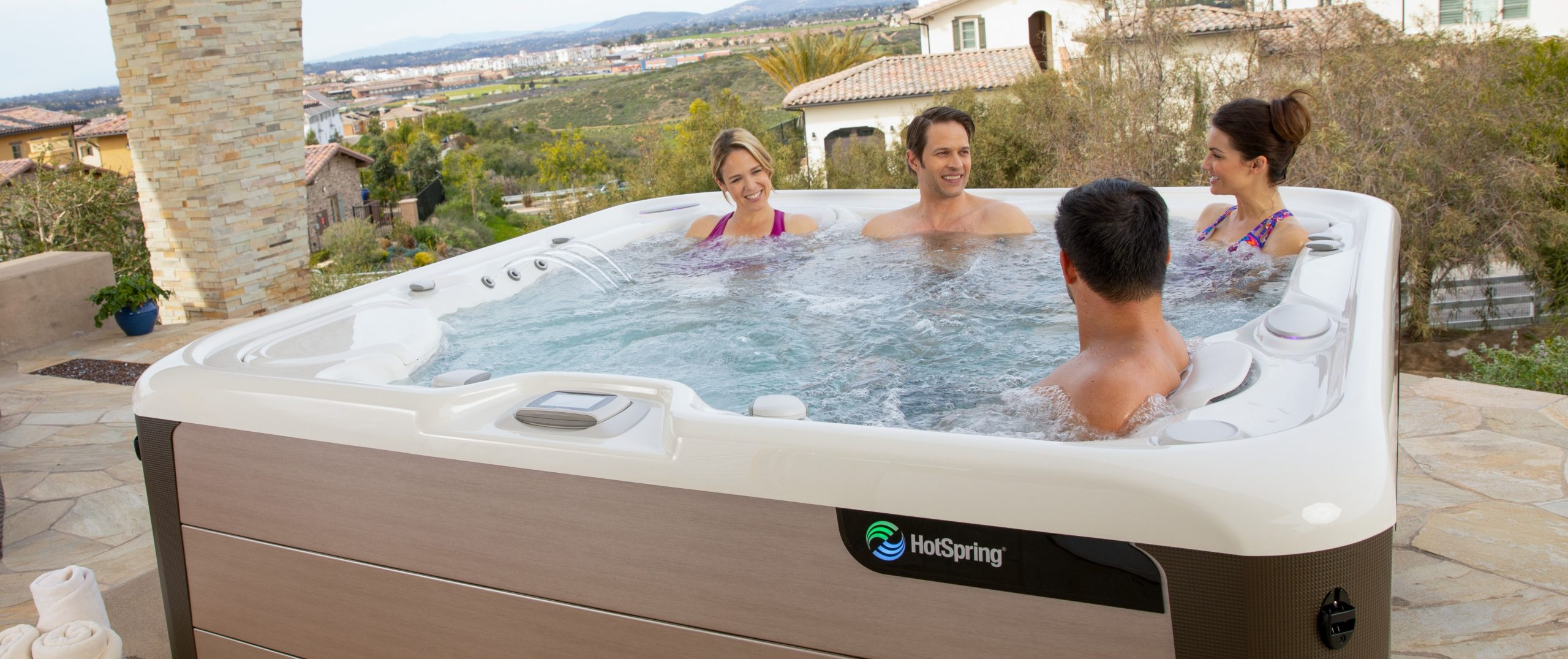 Turn Your Hot Tub Into a Cooling Tub This Summer!