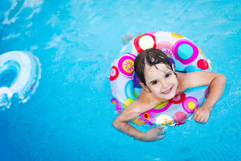 The Essential Tips for Choosing Your Child's Pool Float