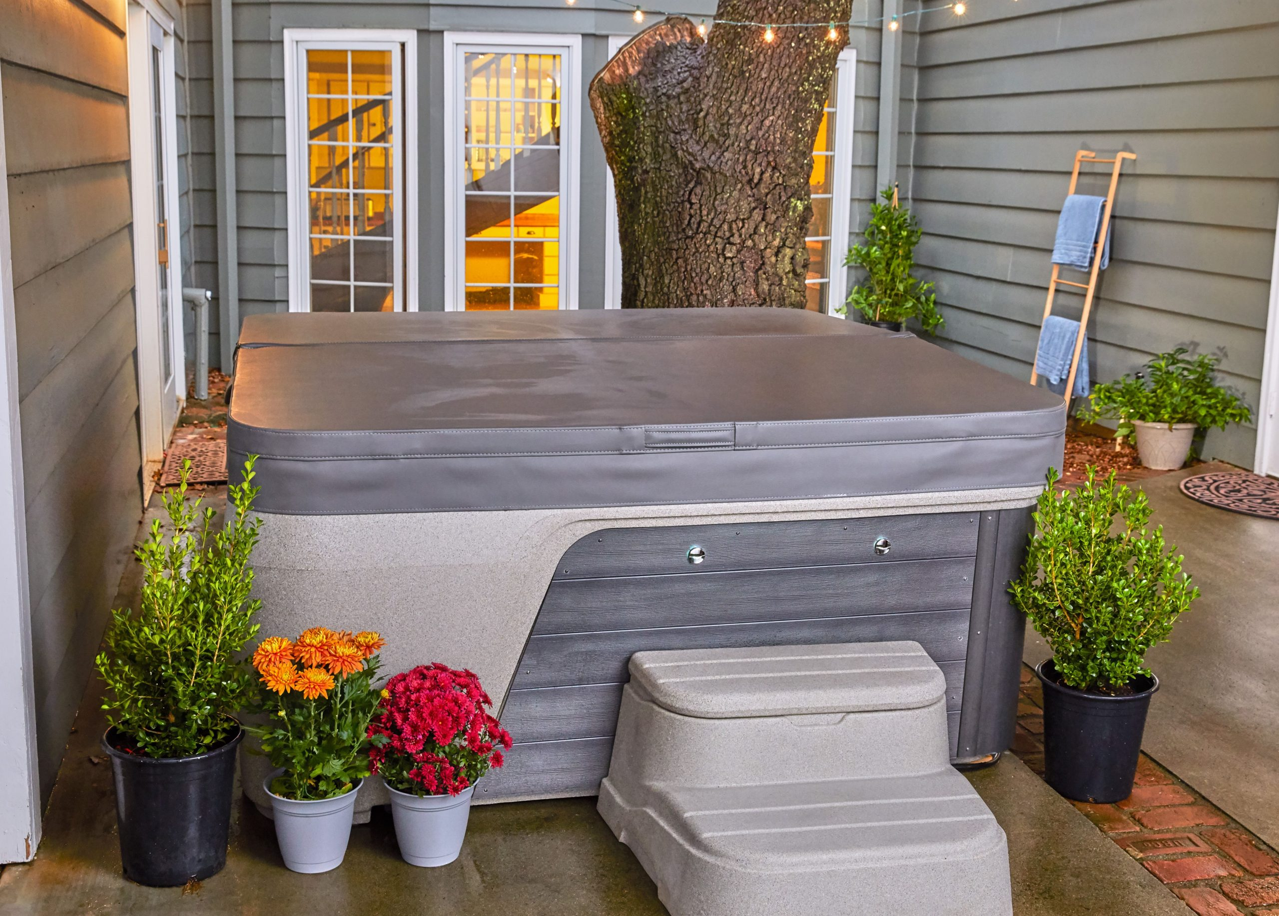 Hot Tubs: Not Just for the Rich & Famous Anymore
