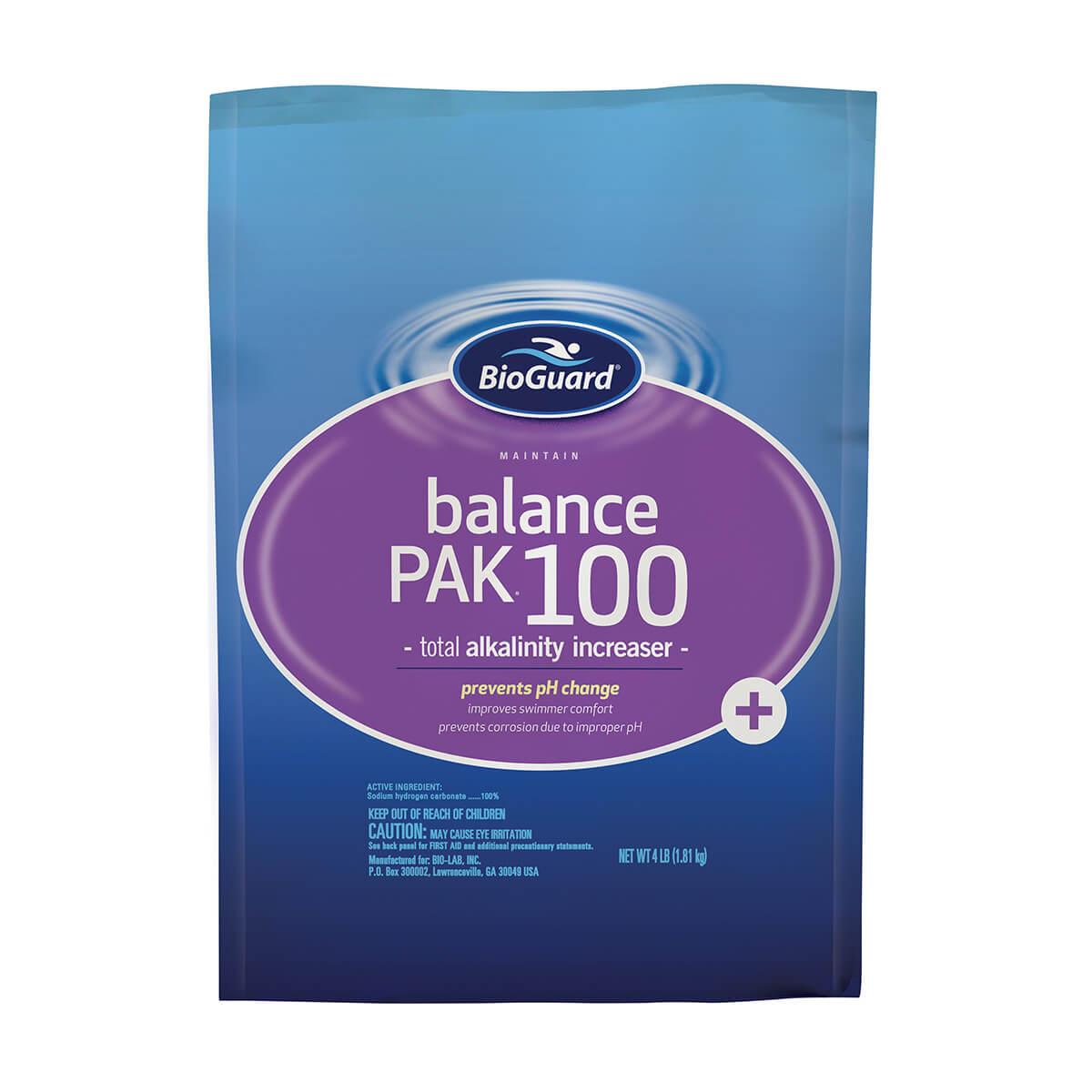 BioGuard Balance Pak 100