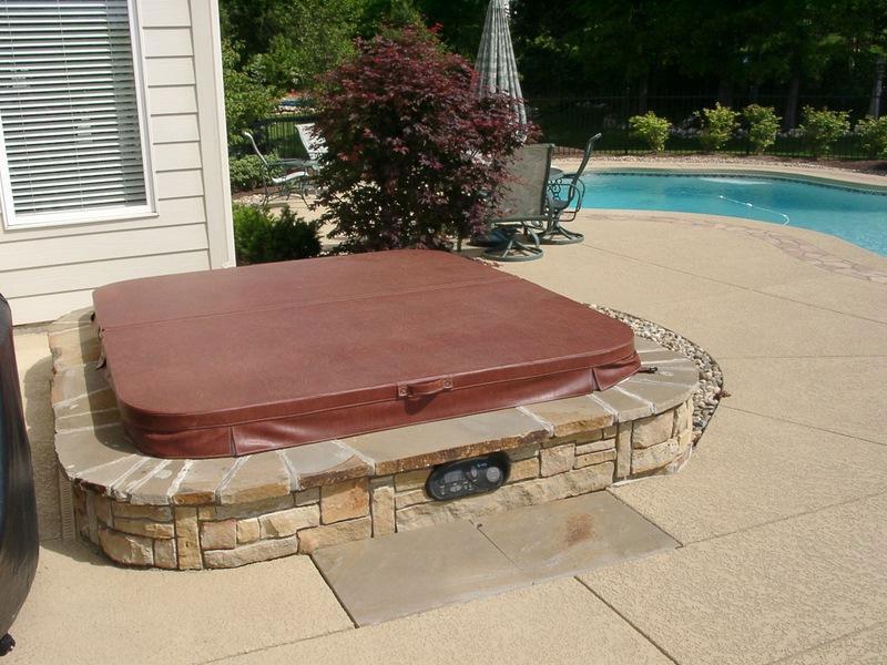 Baker Pool U0026 Spa