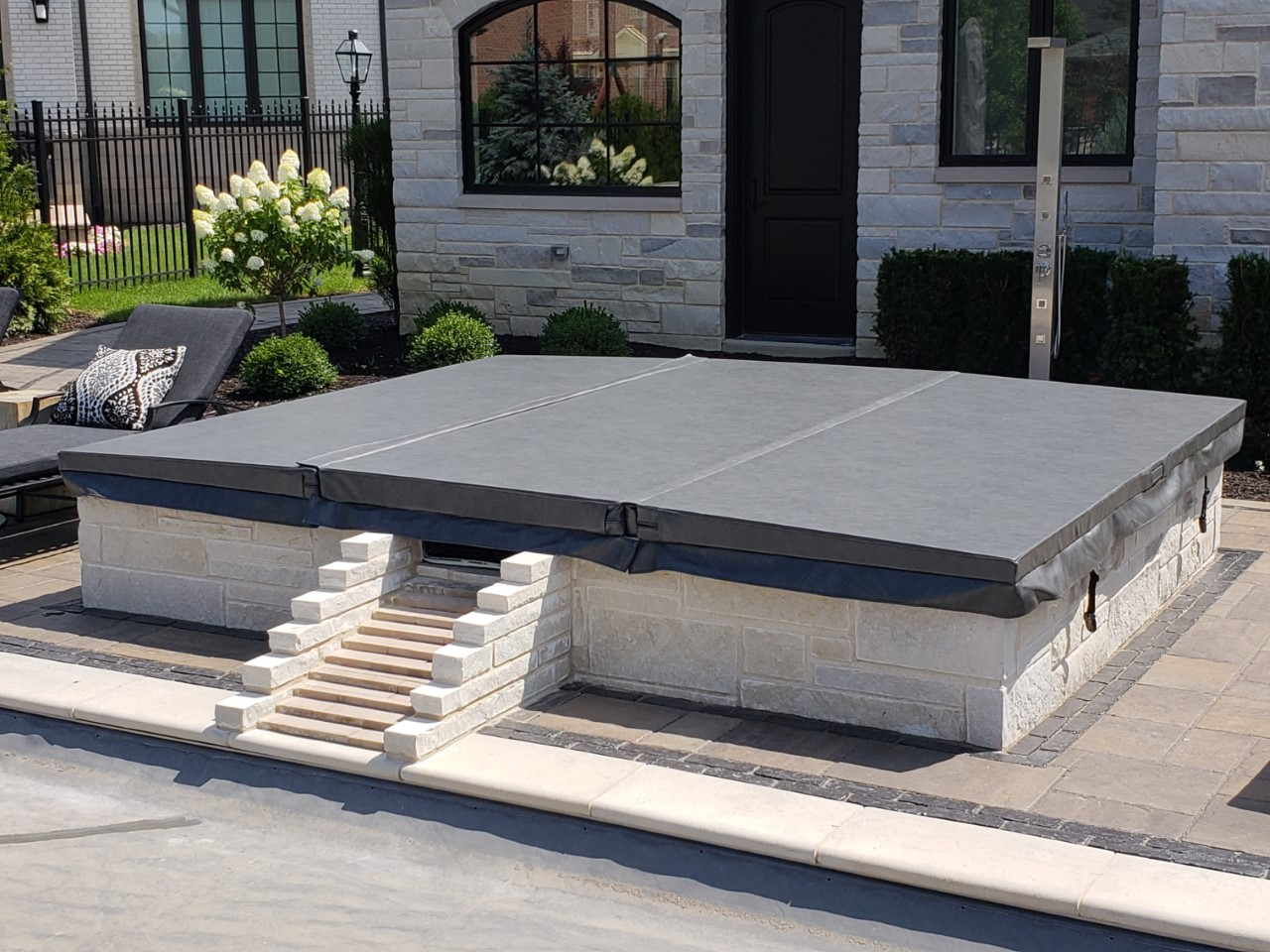 Custom Safety Covers Hot Tubs St Louis Hot Spring