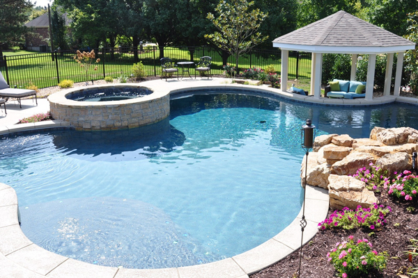 Pool Construction and Services Family Image