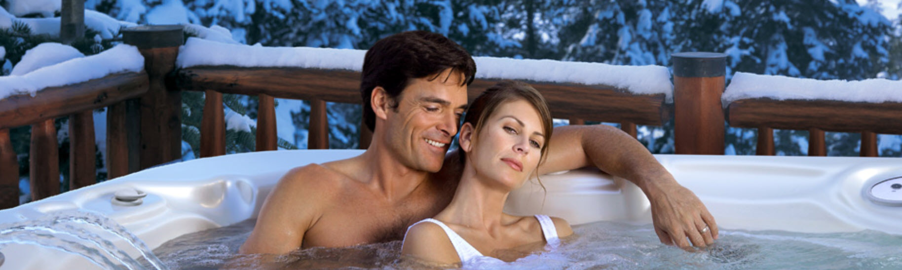 3 Smart Ways to Use Your Backyard Spa in Winter, Small Hot Tubs Creve Coeur