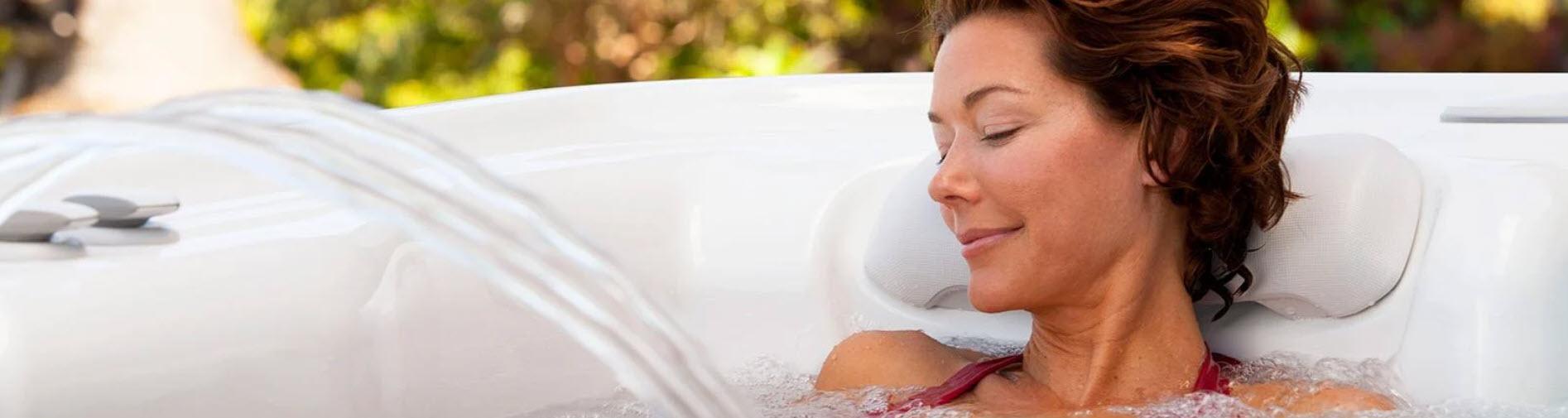3 Ways to Maximize Sleep with a Backyard Spa, Small Hot Tubs Union MO