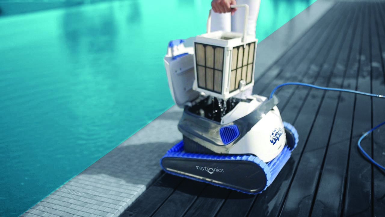 Maytronics Dolphin S50 Above Ground Cleaner Hot Tubs St