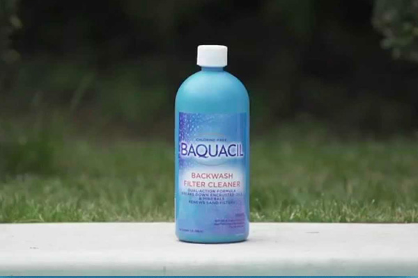Baquacil Water Care Family Image