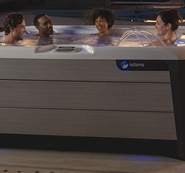 Hot tub financing at Binner Pools Spas & Fireplaces