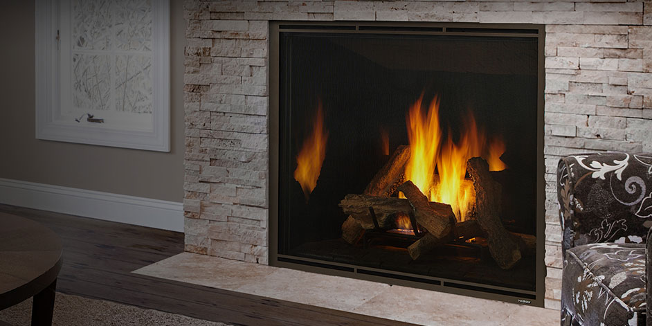 Gas Fireplaces Family Image