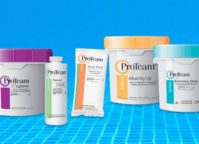 ProTeam Pool Care Family Image