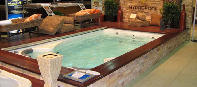 Hydropool Swim Spas Family Image