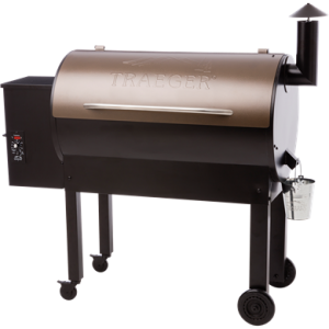 Traeger Texas Elite 34 Wood Pellet Grill - Bronze