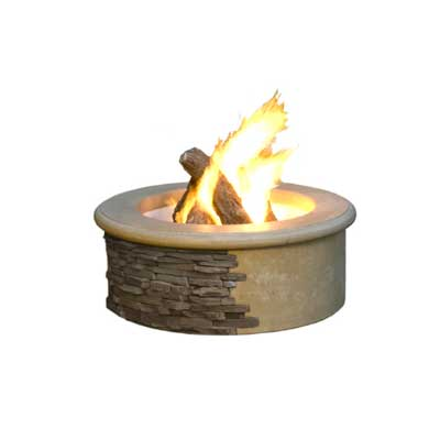 Firepits Family Image