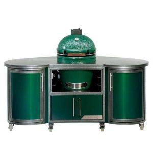 Big Green EGG Custom Cooking Island