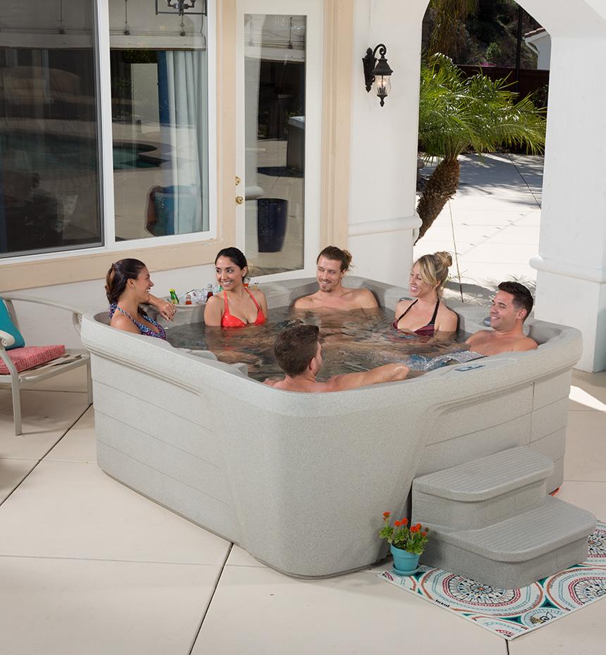 Plug-In Hot Tub Sale