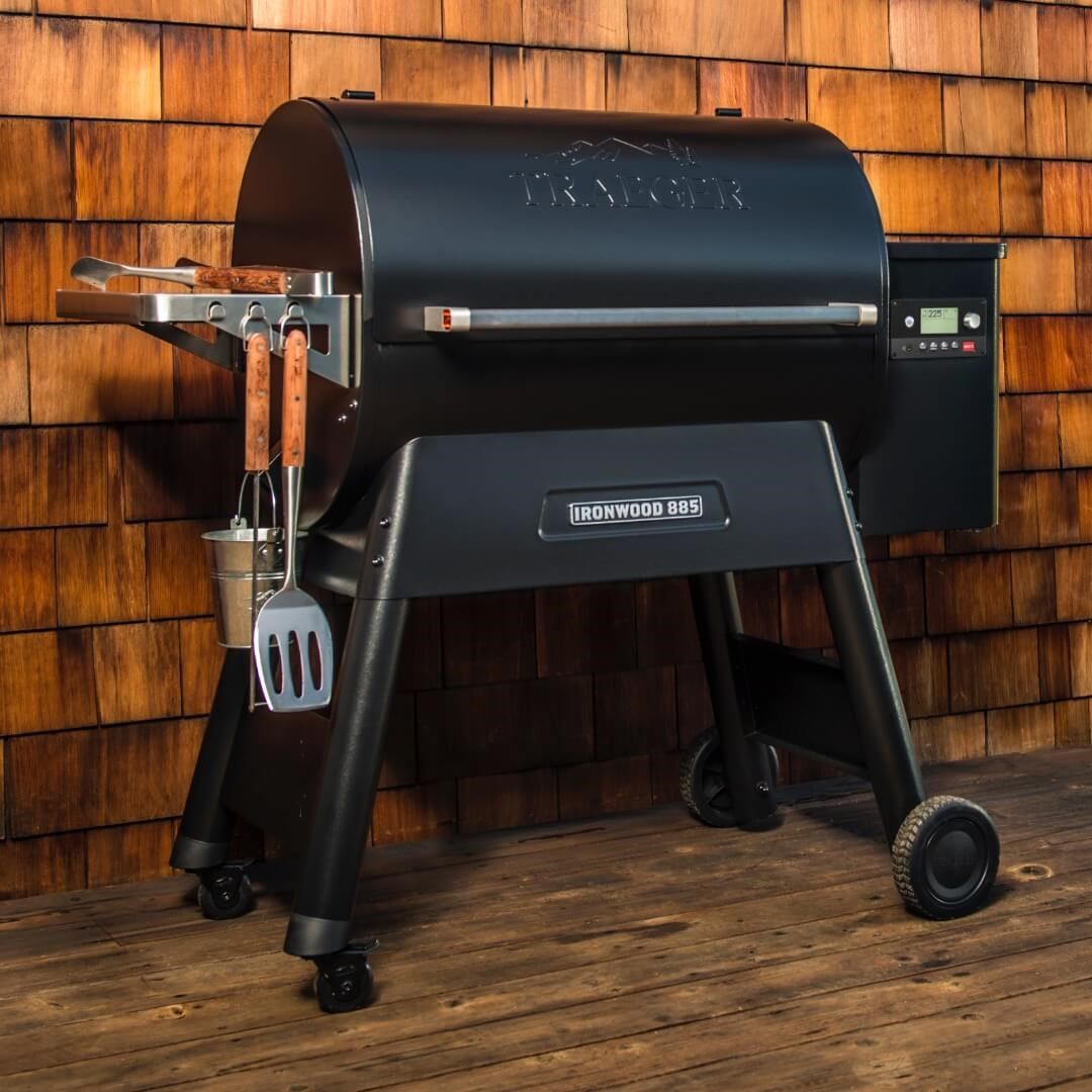 Traeger Stay Home Package