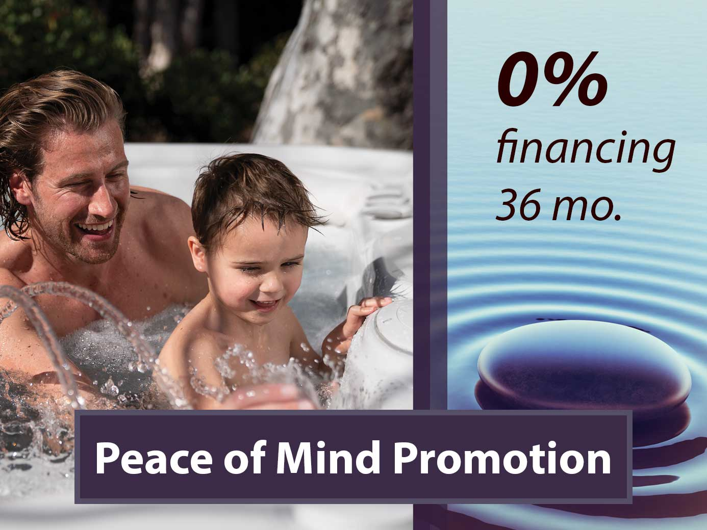 Peace of Mind Promotion