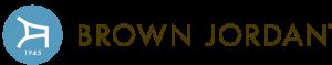 Brown Jordan Logo with 1945 icon