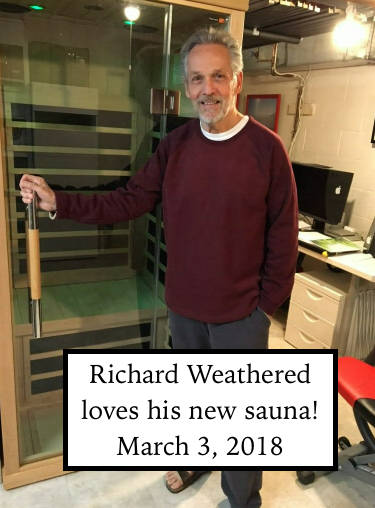 best dealer in home sauna Alexandria, VA