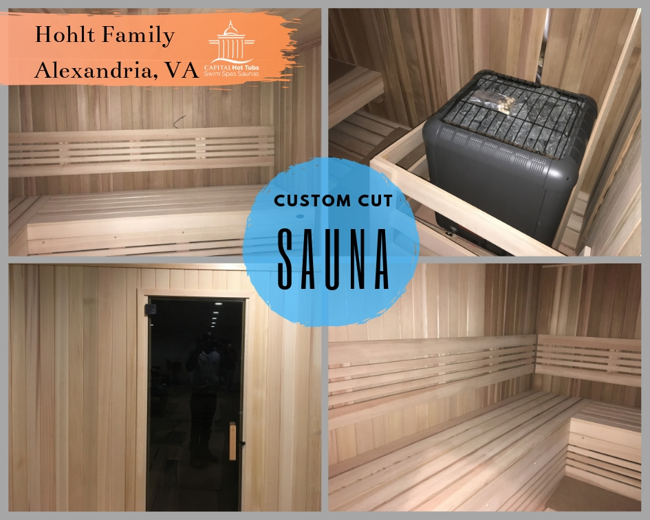 best price home sauna alexandria virginia