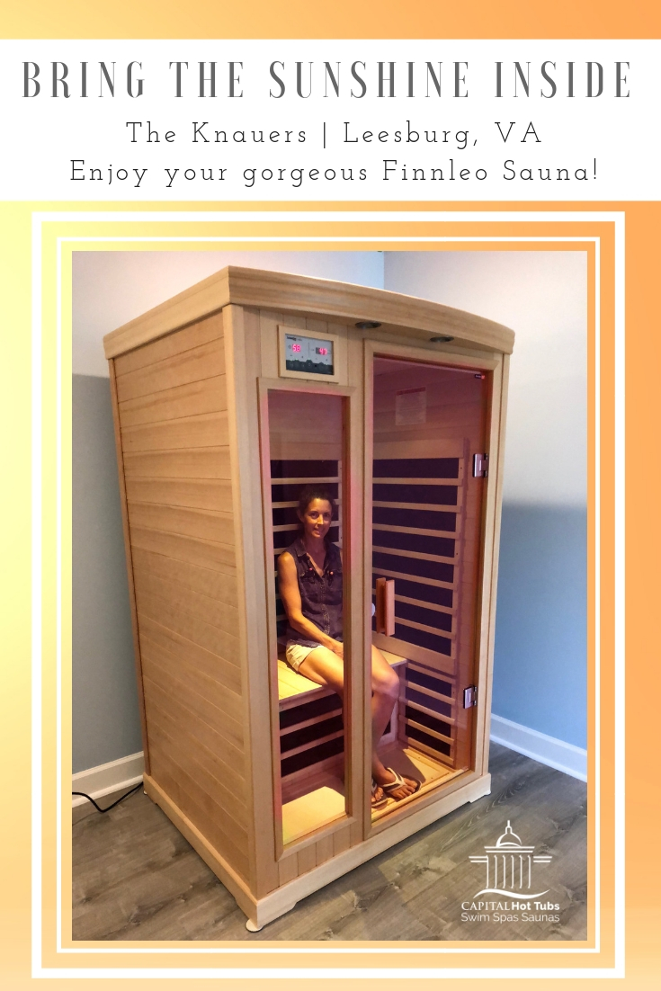 best price in home sauna Leesburg va