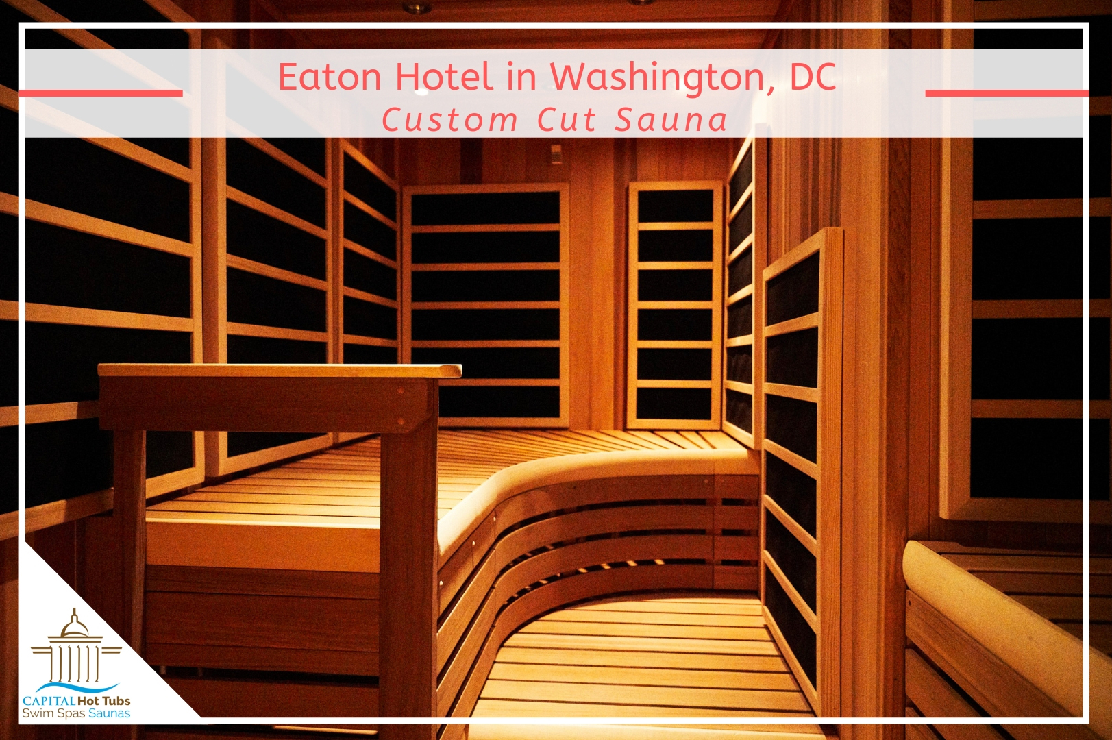 custom cut sauna washington dc