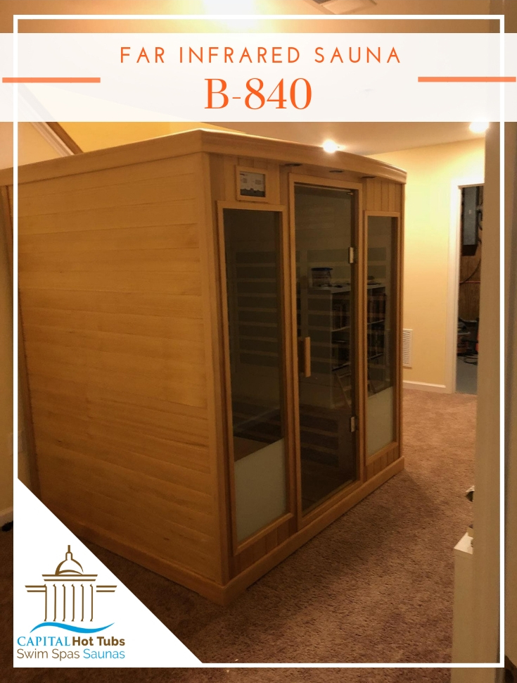 far infrared home sauna